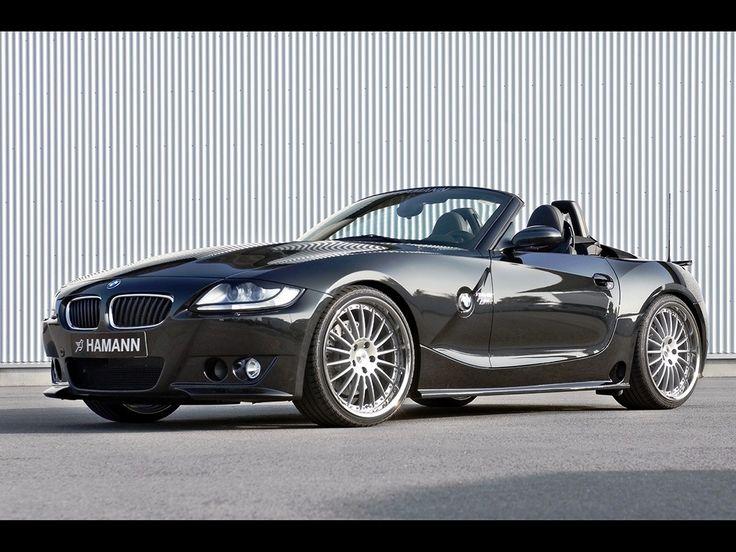 BMW Z4 Still like the black.