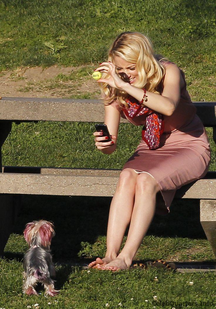 Amber Heard Shows Some Leg on Jimmy Kimmel Live! - Zimbio