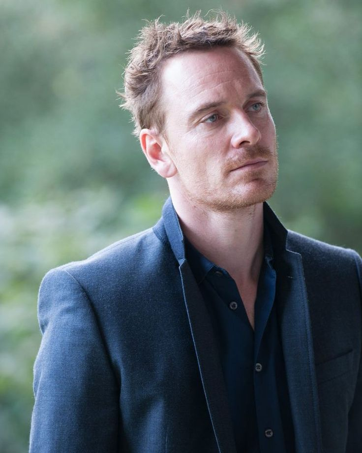 Michael Fassbender in 'Song to Song'
