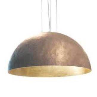 Kunstlicht Cup 60 Bronze Look | KUNSTLICHT | Binnenverlichting - Hanglampen | Lichtkunde
