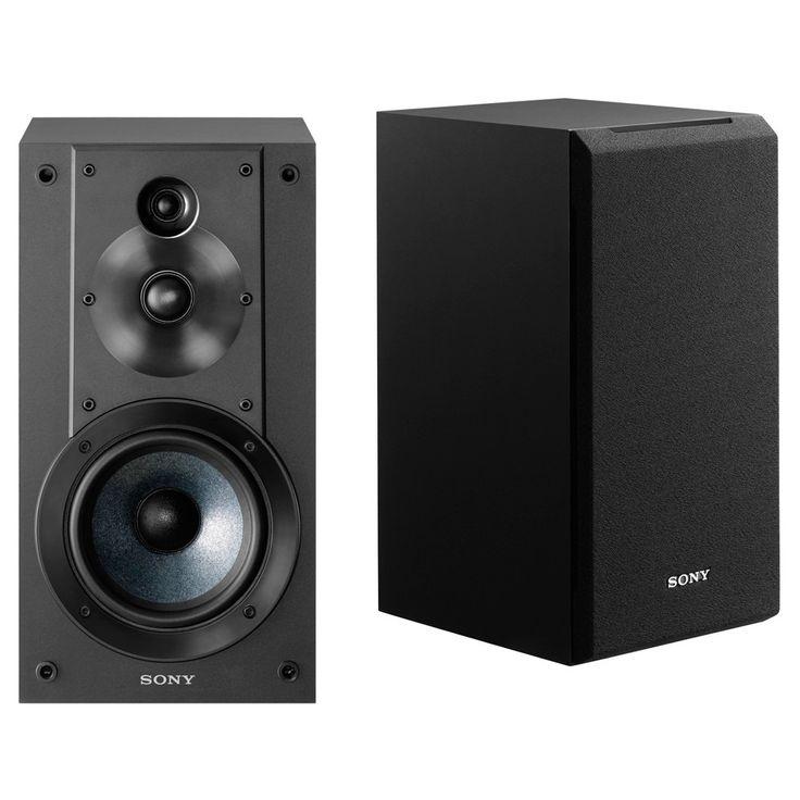 Sony Home Audio Speaker System - Black (SSCS5)