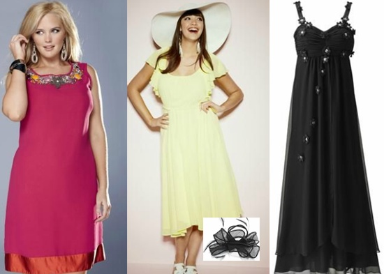 plus size wedding outfits guest