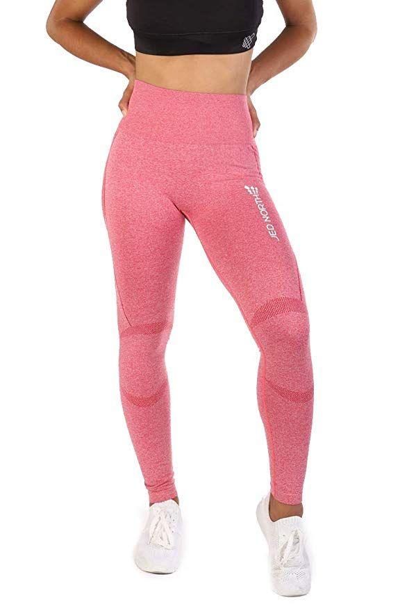564339e527bf35 Jed North Women's Seamless Running Gym Fitness Workout Yoga Leggings ...