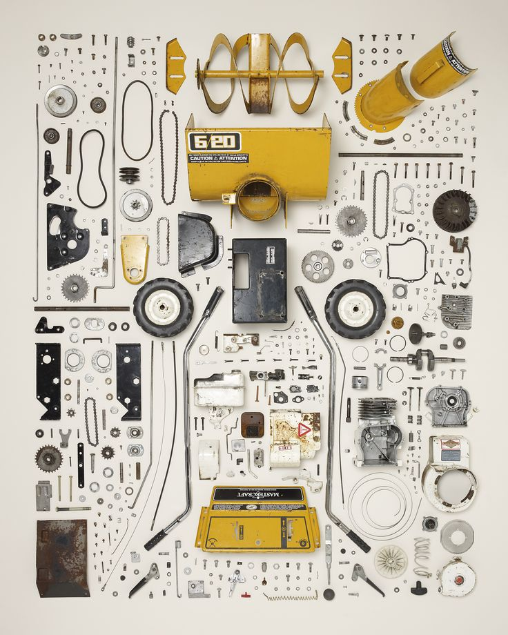 TODD MCLELLAN MOTION/STILLS INC - • Things Come Apart