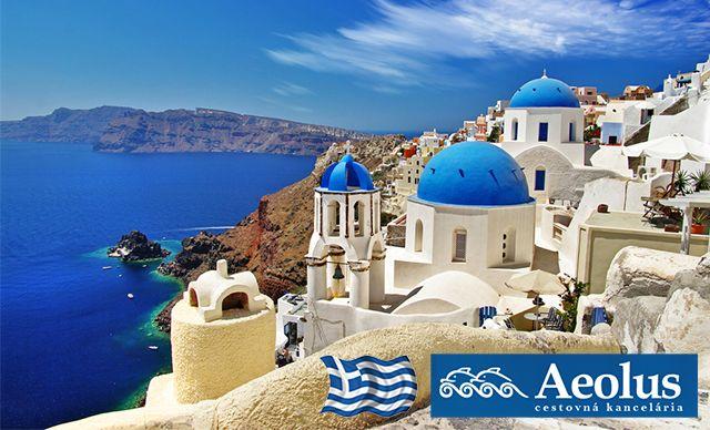 Nádherné Grécke Lefkadu