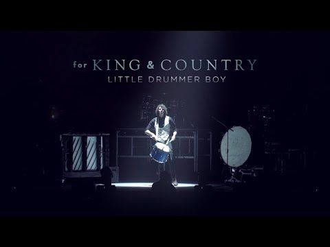 for KING & COUNTRY - Little Drummer Boy   LIVE from Phoenix - YouTube