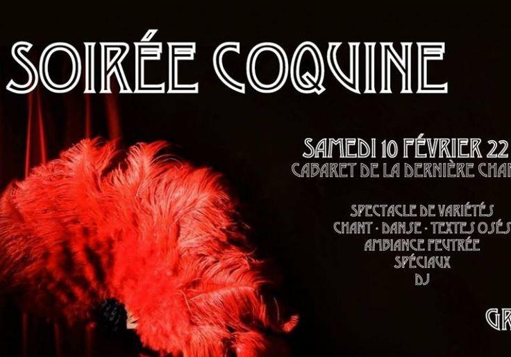 Soirée coquine au Cabaret | Quoi faire à Rouyn-Noranda | CLD de Rouyn-Noranda Tourisme