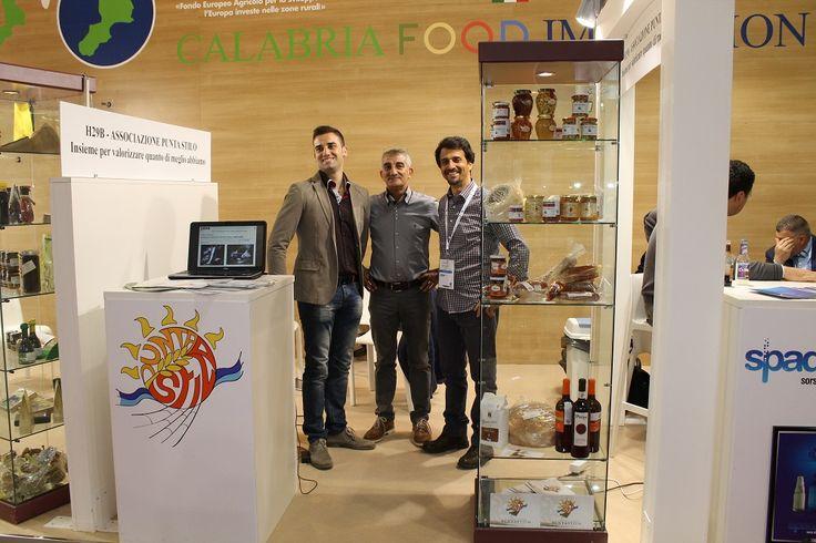 Tutto food 2015 - Stand Associazione Punta Stilo