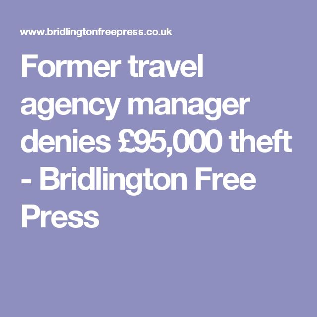 bogus travel agency dupes 20000 holidaymakers in 7m fraud beach - Agency Manager