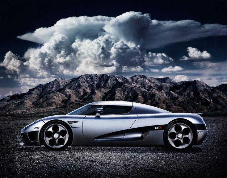 Koenigsegg CCX: Seit 2006 baut Koenigsegg diese CC-Version mit 900 PS.