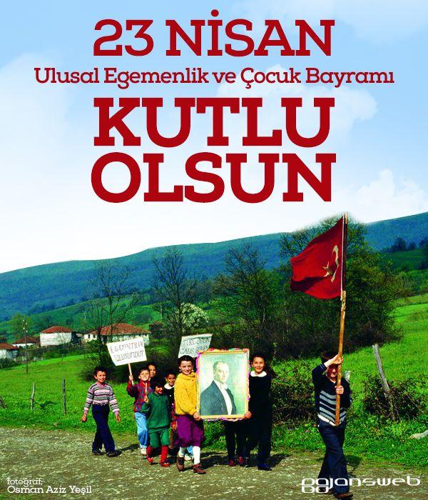 23 Nisan Ulusal Egemenlik ve Çocuk Bayramı KUTLU OLSUN! #atatürk #23nisan #çocukbayramı