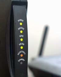 Top 5t  troubleshoot your internet connection  http://www.howstuffworks.com/how-to-tech/5-ways-to-troubleshoot-broadband-connection.htm#page=2