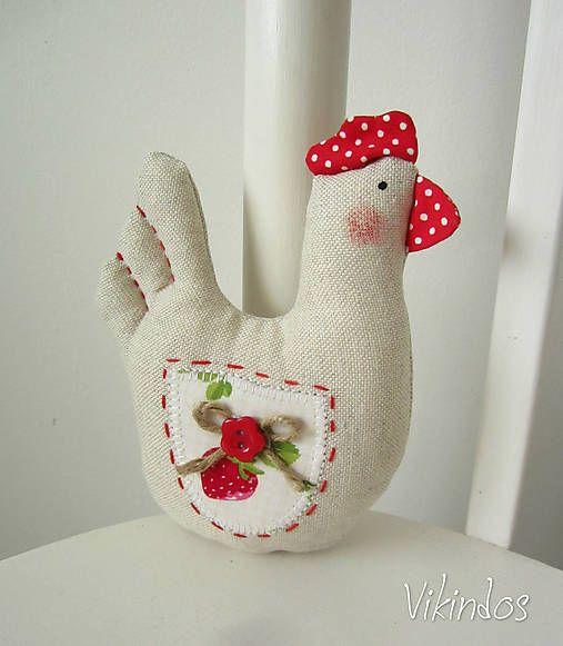 sliepočka z našeho dvorečka / Vikindos - SAShE.sk - Handmade Dekorácie