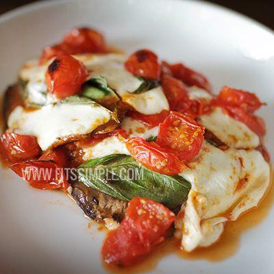 Fix Approved Portobello Mushroom Pizza (1 Green, 1/2 Purple, 1 Blue, 1 Tsp) // 2…