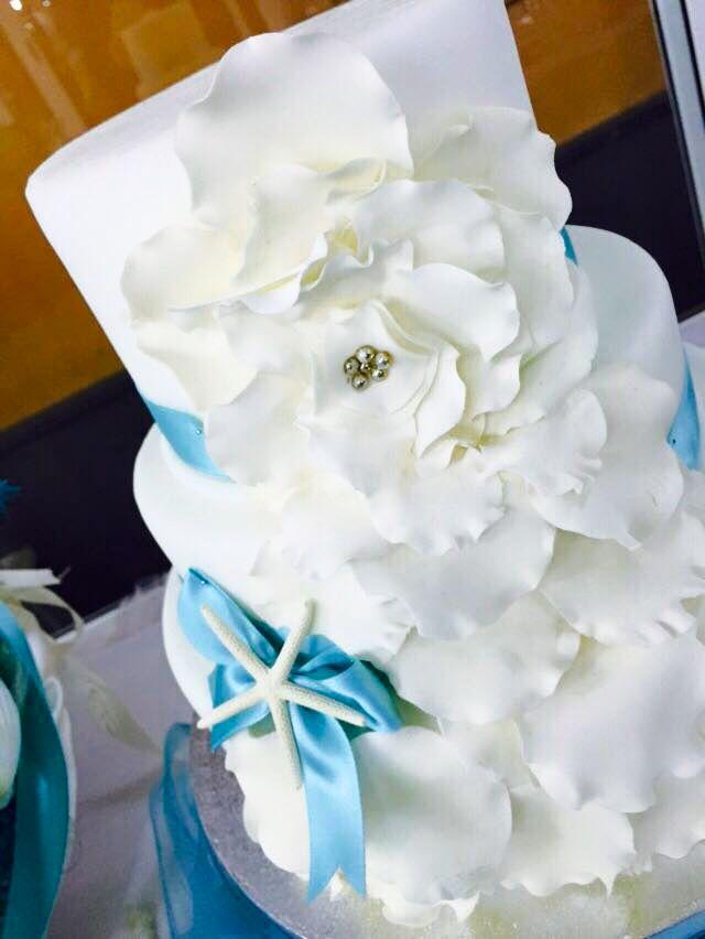 cake tema marino