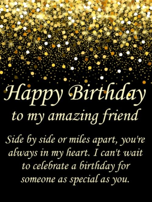 Best Friend Happy Birthday Quotes Greetings Images Http