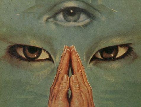 magictransistor:  Lobsang Rompa. The Third Eye. 1968.