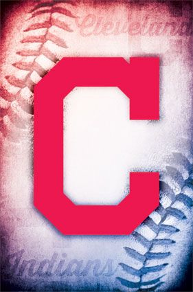 Cleveland Indians - Logo 2014 | MLB | Sports | Hardboards | Wall Decor | Pictures Frames and More | Winnipeg | Manitoba | MB | Canada
