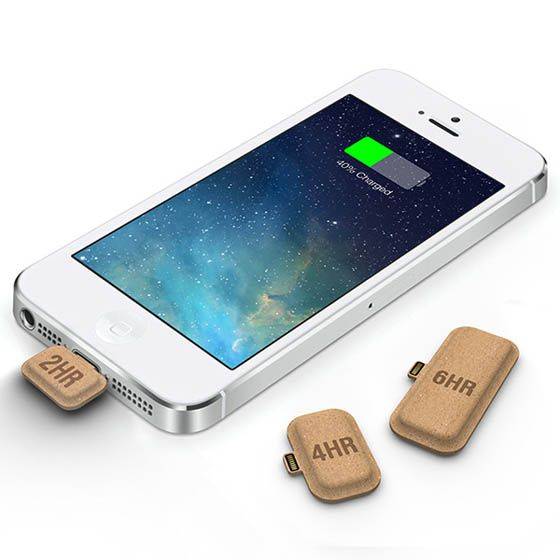 disposable battery: http://www.cubebreaker.com/disposable-phone-batteries/ It will be interesting to see how much these will cost and how soon they appear on the market, but these seem like they could truly improve the performance of phones, and allow people to use more battery-intense apps often without worrying about battery life.