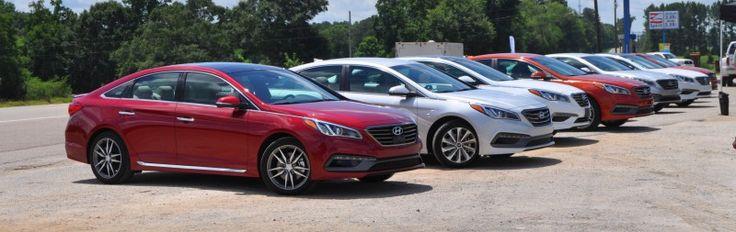 MEGA Road Test Review - 2015 Hyundai Sonata reviewcars2016.com