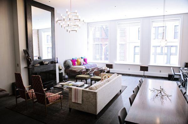 Stunning 1920 Sq Ft / 180m Airy, Modern Newly Renovated, Tribeca Loft.