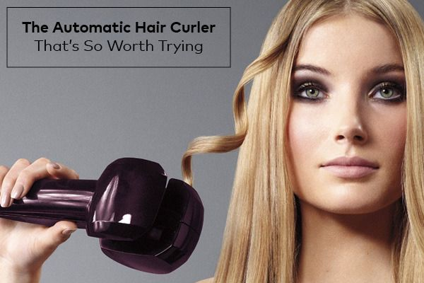 The Automatic Hair Curler That's So Worth Trying | Beautylish