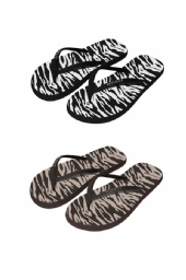 Seafolly Zebra Thongs a must for summer @Swimwear Galore