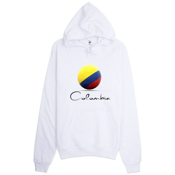 """Futbol Colombiano"" Hoodie"