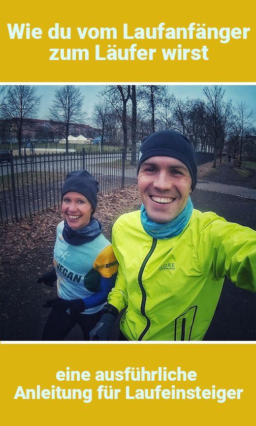 Wie du vom Laufanfänger zum Läufer wirst – eine Anleitung