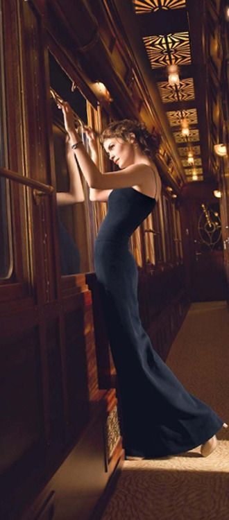 Travel In Style on the Orient Express (Chanel) #HiltonStory