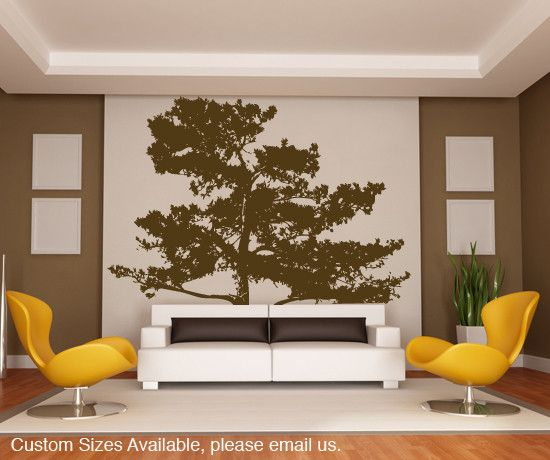 Wall decal for bedroom