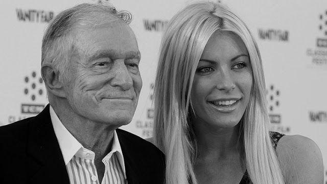 La verdad oculta: Mientras el fundador de Playboy moría, su joven es...