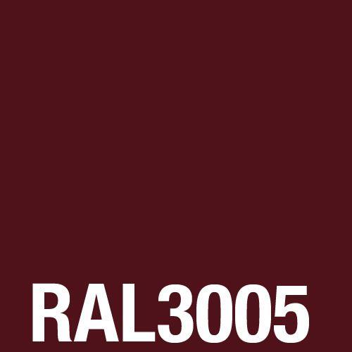 Nitrolack RAL 3005 - Weinrot Matt