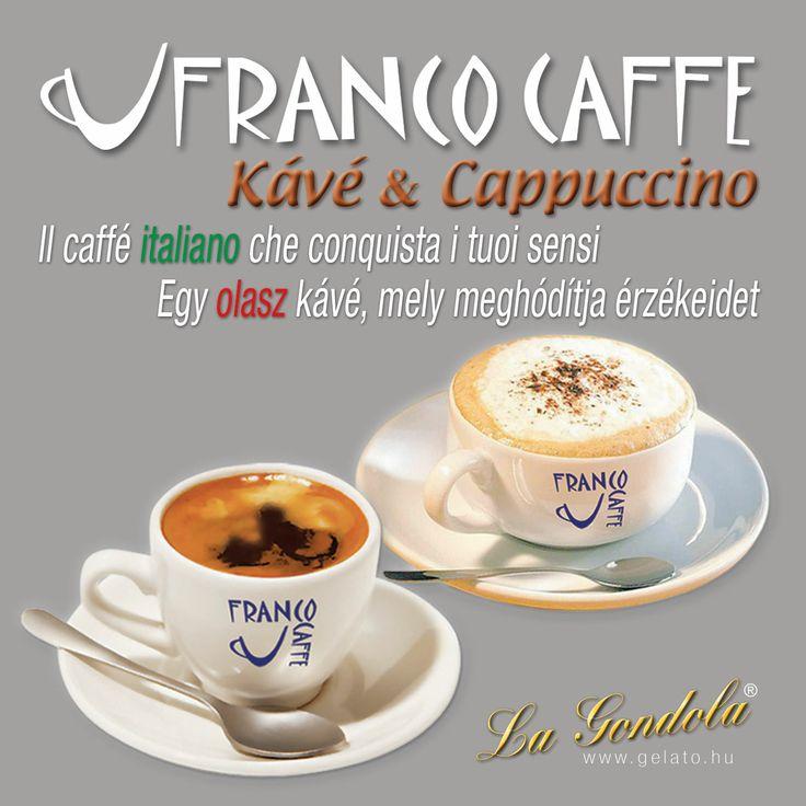 Egy olasz kávé, mely meghódítja érzékeidet!