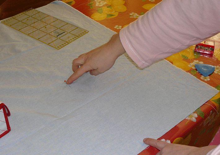 Come confezionare delle lenzuola con angoli | Fai da Te Mania