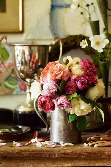 Paisajismo y arte floral: The Land gardeners