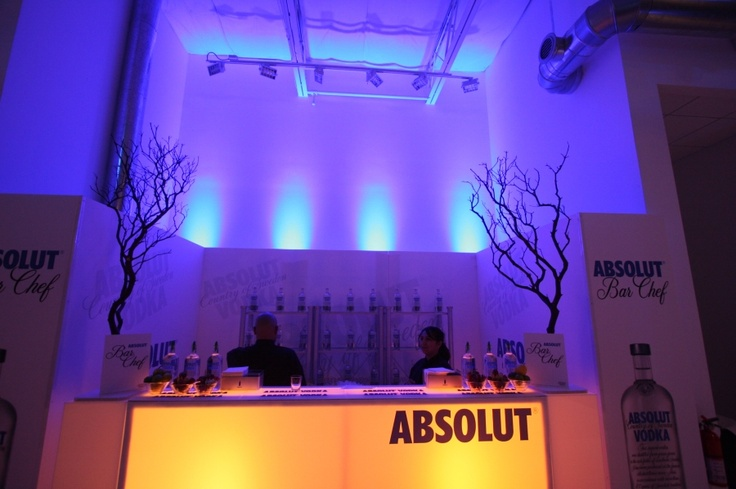 Lighting – Liquor Promotion | Randal Stout Entertainment