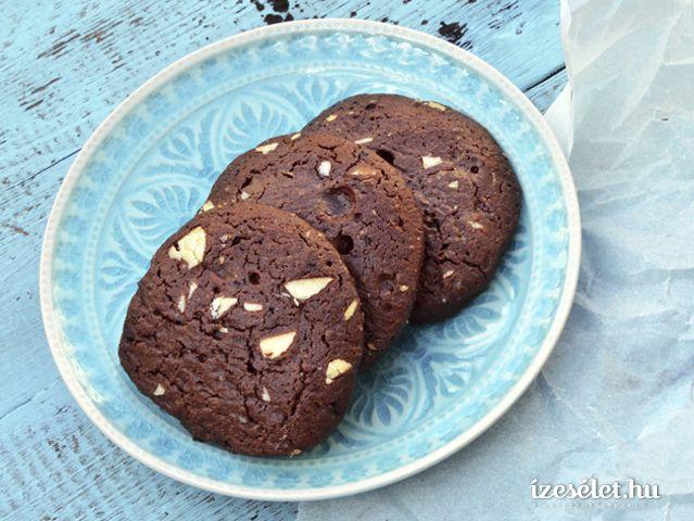 Fűszeres, csokoládés keksz - Receptek   Ízes Élet - Gasztronómia a mindennapokra