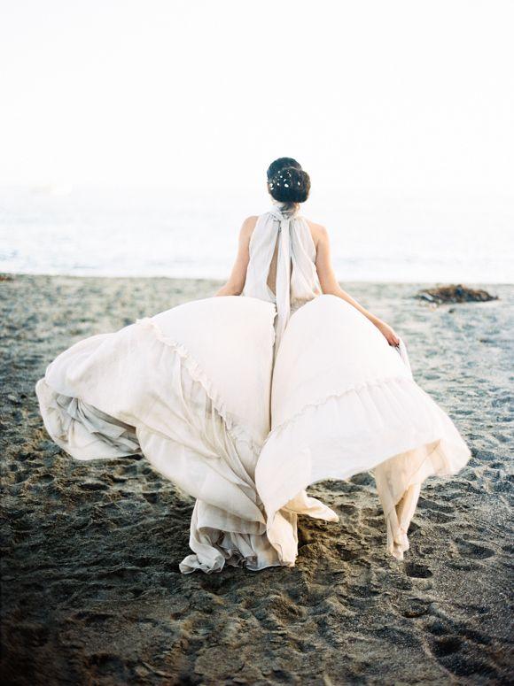 20 Dreamy Beach Wedding Dresses | SouthBound Bride…