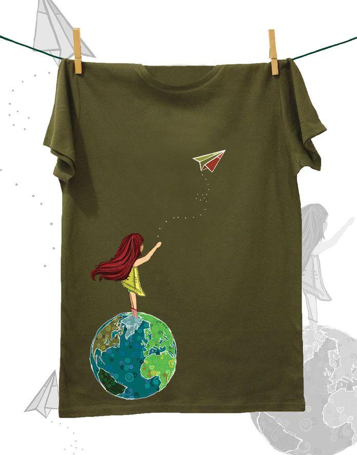 Camiseta ·MXH· S.O.S Planet