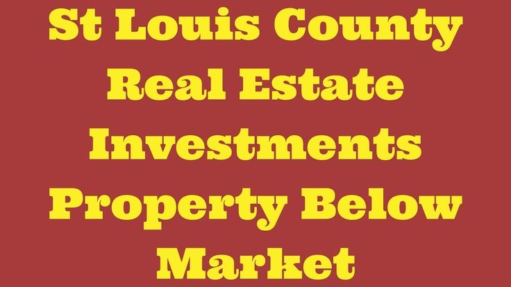 St Louis County Real Estate Investments Property Below Market...#wholesalerealestate #wholesalerealestateinvesting #realestateinvesting #flippinghouses #flippinghomes #stlouisrealestate