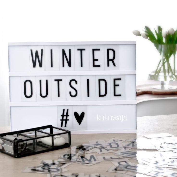 die besten 25 leuchtkasten spr che ideen auf pinterest. Black Bedroom Furniture Sets. Home Design Ideas