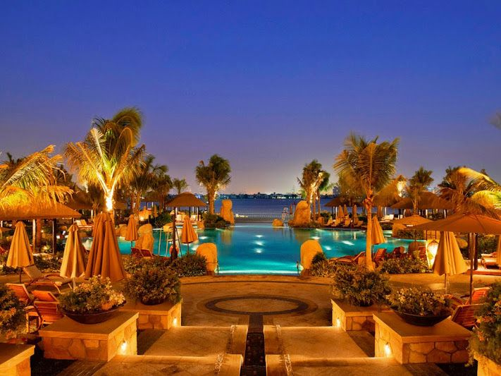 12 best sofitel dubai the palm resort spa images on for Best spa hotel dubai