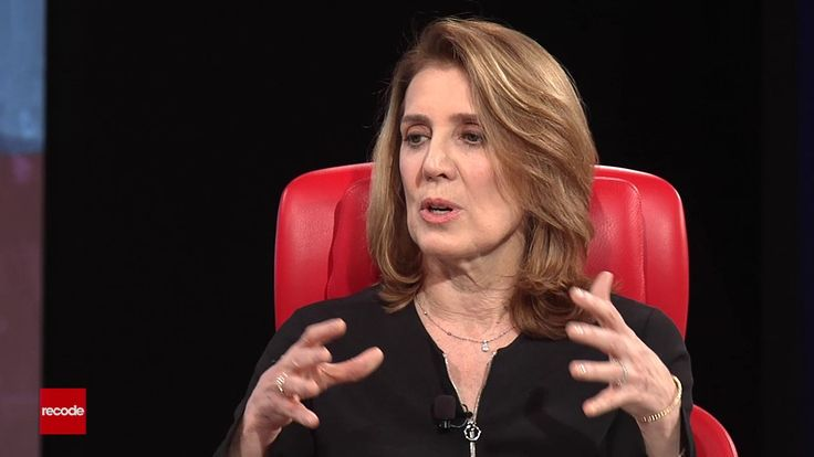 Alphabet CFO Ruth Porat defends Google's pay practices | Full Code interview | Code 2017 - YouTube