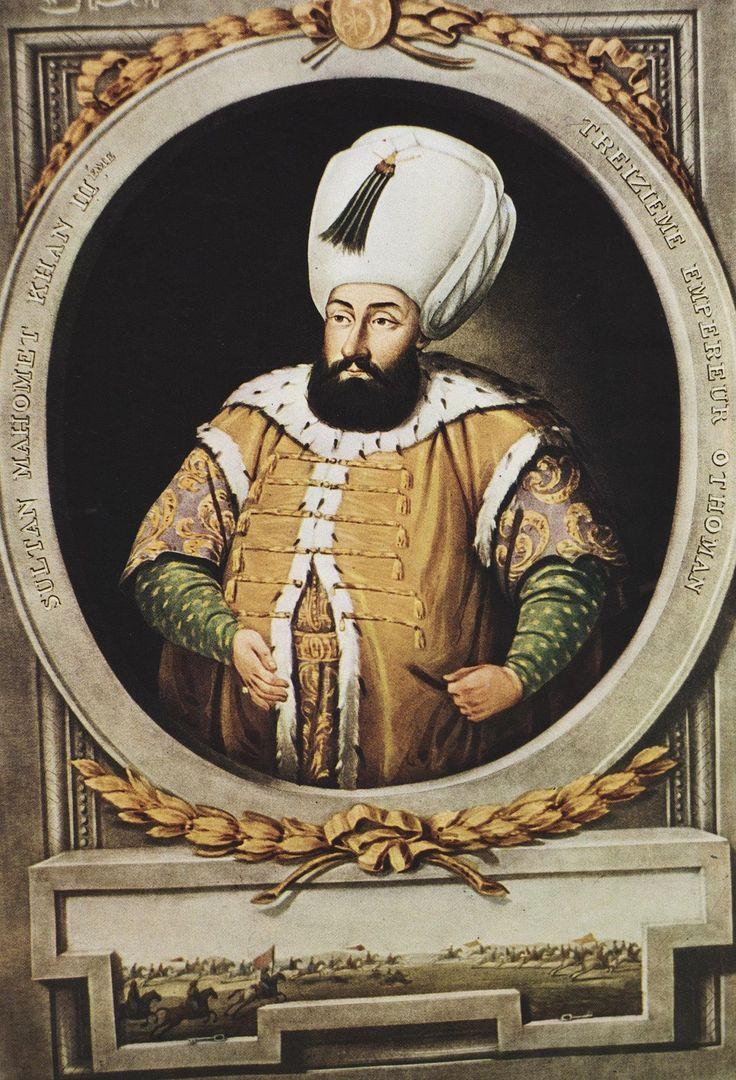 Mehmed III (26 May 1566–21 December 1603)