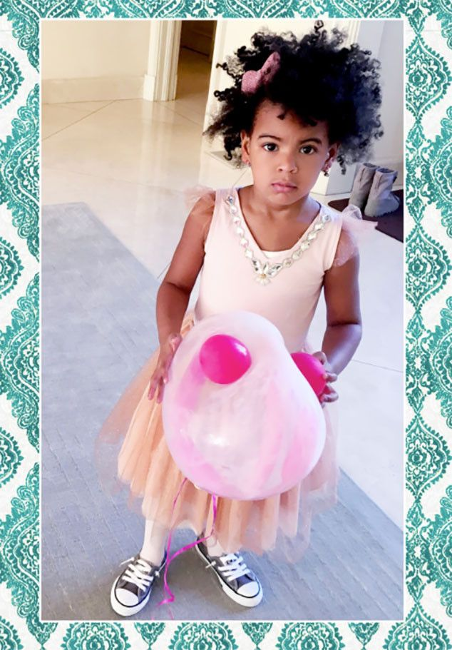 Inside Blue Ivy's Magical and Flowery Fairy-Themed 4th Birthday Party | E! Online Mobile