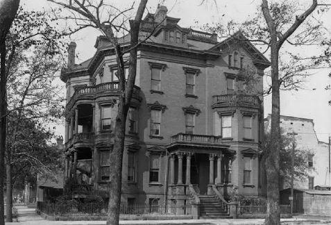 Experience Savannah's History at The Kehoe House