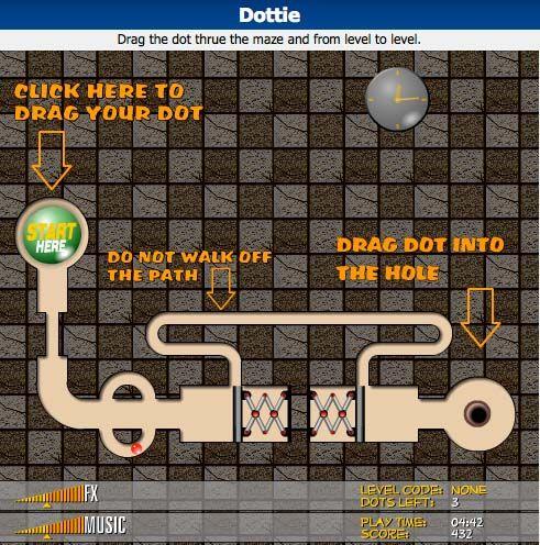 """Dottie"" ...hai una mano ferma? Provalo. http://www.superalpen.com/home/it/giochi/game/id-135-Dottie/ord-p.date/dir-asc"