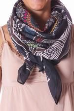 Odd Molly - 459 - 10 color scarf