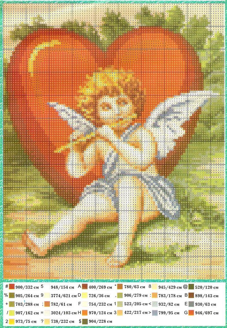 Cupido, para bordar!